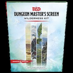D&D 5E - Dungeon Master's Screen Wilderness Kit