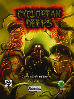 Cyclopean Deeps Volume II