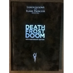 Lamentations of the Flame Princess - Death Frost Doom
