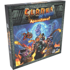 Clank! In! Space! - Apocalypse! Expansion!