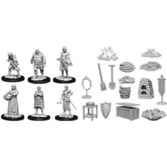 WZK 90121 - Castle - Kingdom Retainers