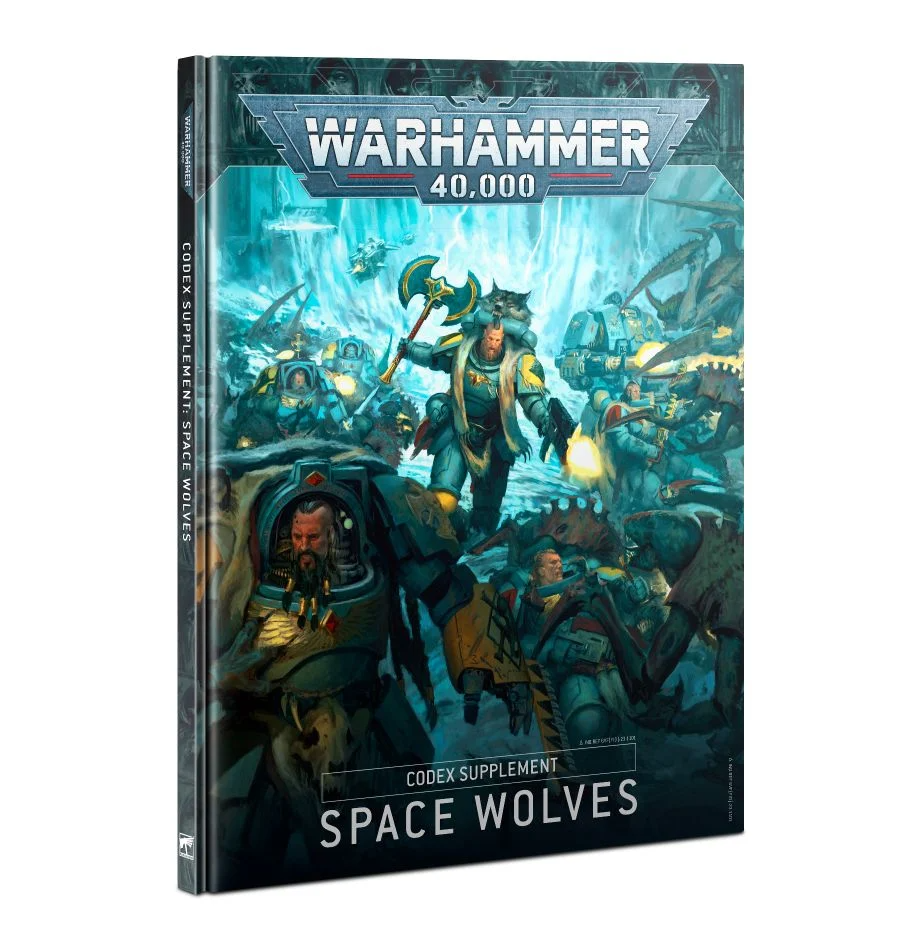 Codex Supplement - Space Wolves