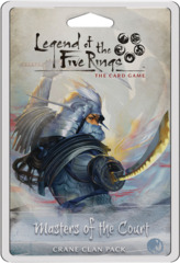 Legend of the Five Rings: Masters of the Court Crane Clan Pack