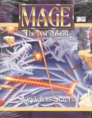 Mage: Storytellers Screen 4001