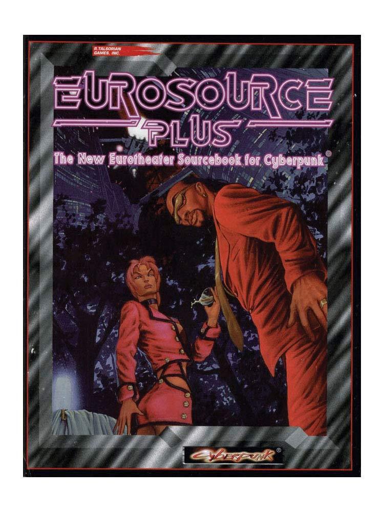 Cyberpunk - Eurosource Plus - 3421