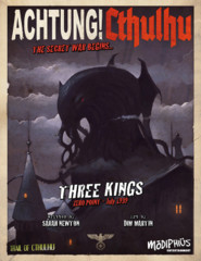 Achtung! Cthulhu: Three Kings