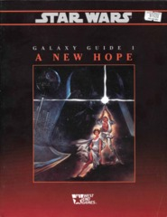 Galaxy Guide 1: A New Hope