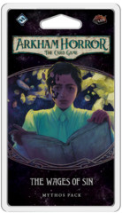 AHC31 - Arkham Horror The Card Game: The Wages of Sin