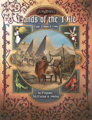 Ars Magica - Lands Of The Nile