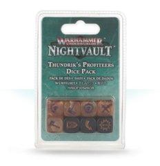Warhammer Underworlds: Nightvault - Thundrik's Profiteers Dice Pack