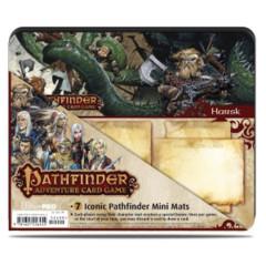 Pathfinder Adventure Card Game: 7 Iconic Pathfinder Mini Mats