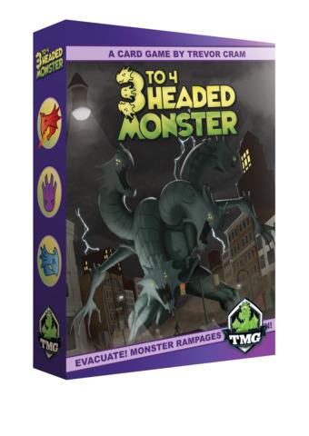 3-4 Headed Monster