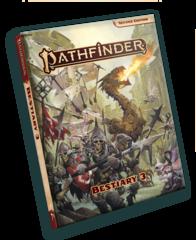 Pathfinder 2E - Bestiary 3 HC 2107