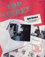 Top Secret - Agent Dossiers 7607