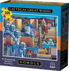 500pc - Las Vegas Great Wheel
