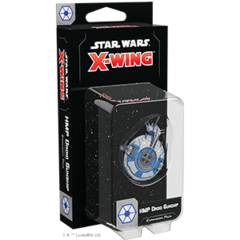 FFG SWZ71 - Star Wars X-Wing (2e) - HMP Droid Gunship Expansion Pack