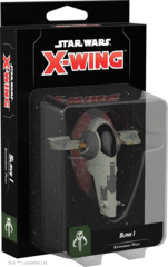 FFG SWZ16 - Star Wars X-Wing (2e) - Slave 1 Expansion Pack