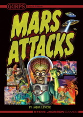 GURPS Mars Attacks 4E