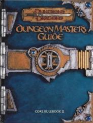 D&D 3E - Dungeon Master's Guide 11551 HC