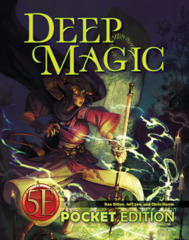 Deep Magic (Pocket Edition) (5E)