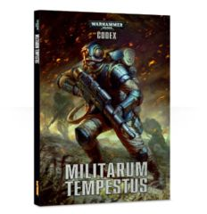 40k Codex: Militarum Tempestus (old)