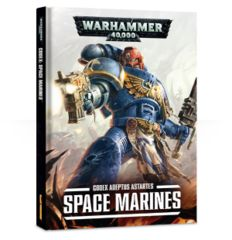 40k Codex: Space Marines (old)