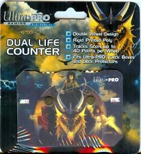 Ultra-Pro Dual Life Counter