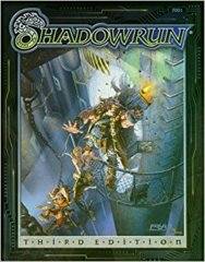 Shadowrun 3rd Edition SC