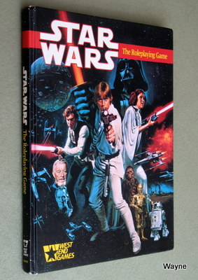 Star Wars Roleplaying Game West End First 10 Years HC