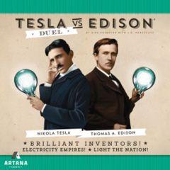 Tesla vs Edison Duel