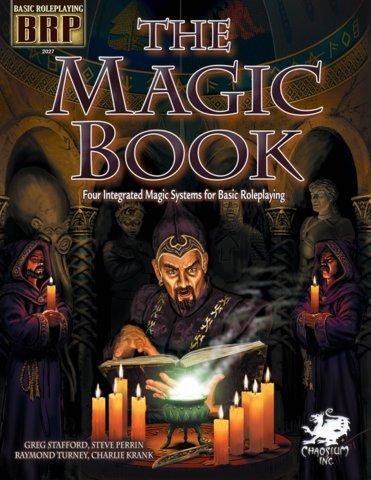 BRP (2e)  - The Magic Book 2027