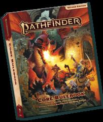 Pathfinder 2E - Core Rulebook Pocket Edition