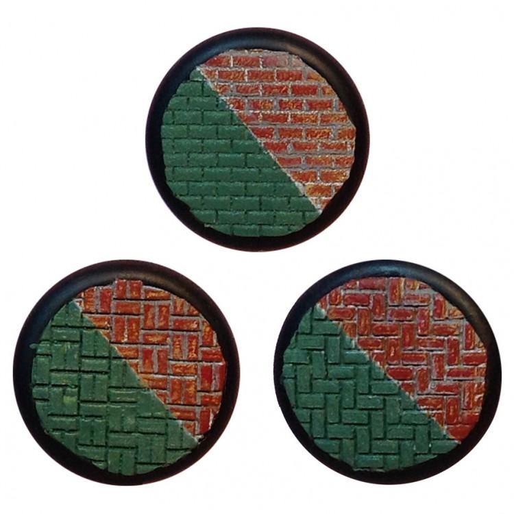 Base Texture Stamps - Common Bricks