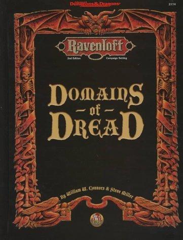 Ravenloft - Domains of Dread 2174 HC