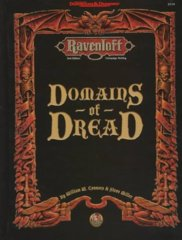 Ravenloft - Domains of Dread 2174 HC