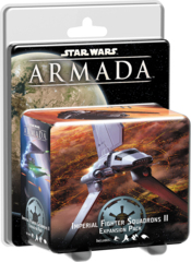 FFG SWM24 - Star Wars Armada: Imperial Fighter Squadrons II Expansion Pack