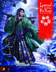 L5R09 Legend of Five Rings: Winter's Embrace