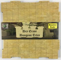 Dry Erase Dungeon Tiles Booster - Earthtone