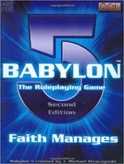 Babylon 5 Roleplaying Game 2nd Edition 3500