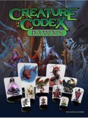 5E Creature Codex Pawns