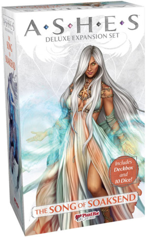 Ashes: Rise of the Phoenixborn - The Song of Soaksend Deluxe Expansion