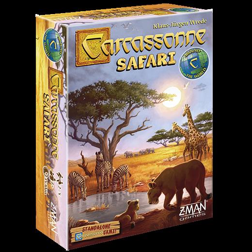 ZM7868 - Carcassonne: Safari