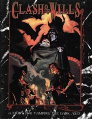 Vampire: The Dark Ages 2810 Clash of Wills