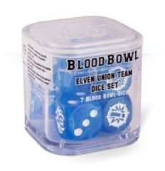 Blood Bowl Elven Union Dice