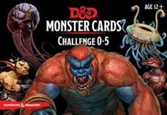 D&D 5E (GF9) - Monster Cards - Challenge 0-5