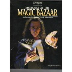 BePuzzled Mysteries at the Magic Bazaar
