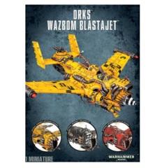 Orks Wazbom Blastajet