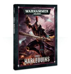40k Codex - Harlequins