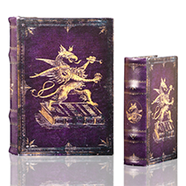 BK-28 Griffin Book Box (2 boxes)