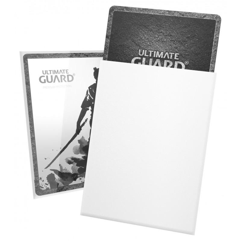 Katana Sleeves - Standard 100 White